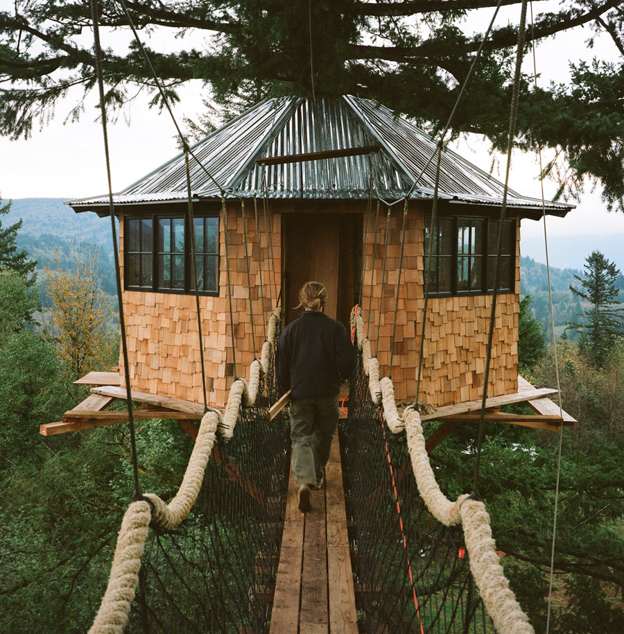 The Cinder Cone Tiny House Swoon