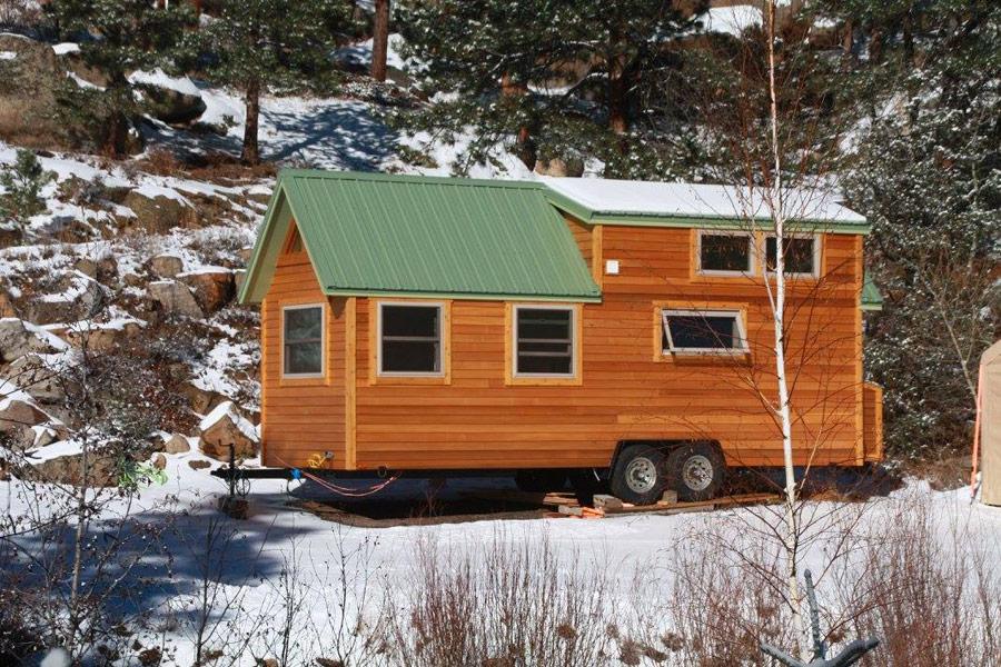 Aspen mobile homes free simblissity aspen with aspen for Tiny house photo gallery