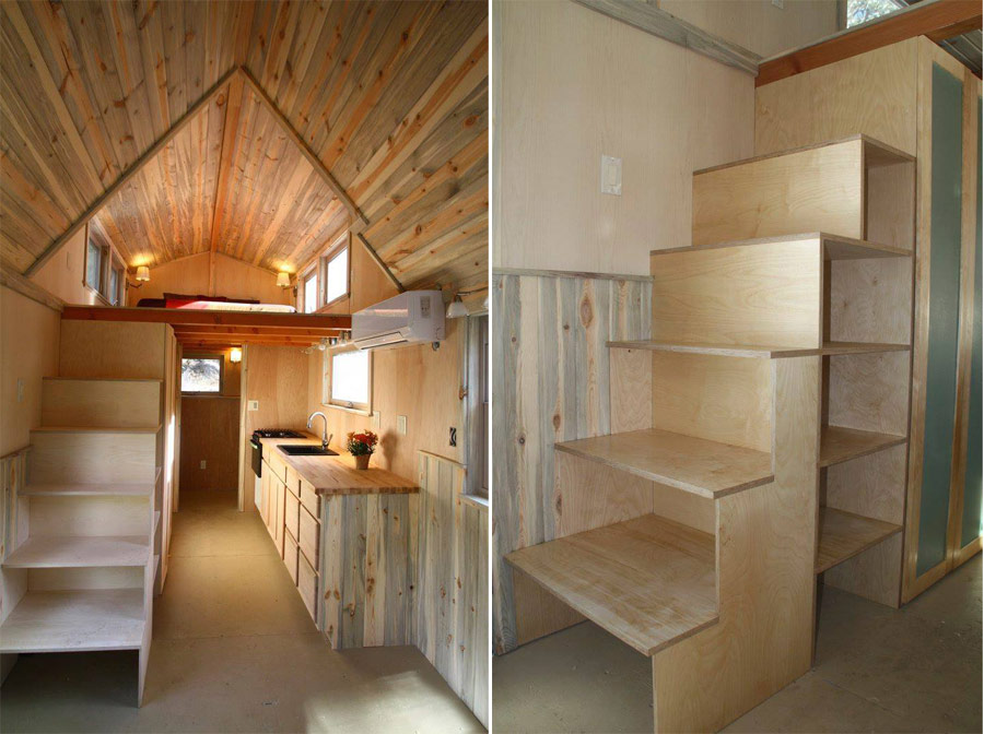 Tiny Home Designs: SimBLISSity Aspen