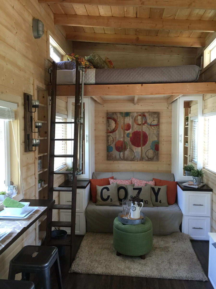 la mirada tiny house 2 - Tiny Houses California