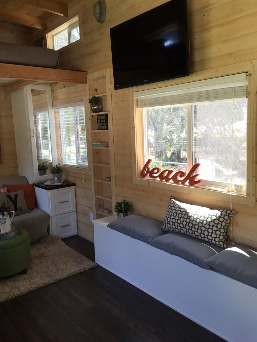 Delightful La Mirada Tiny House 8