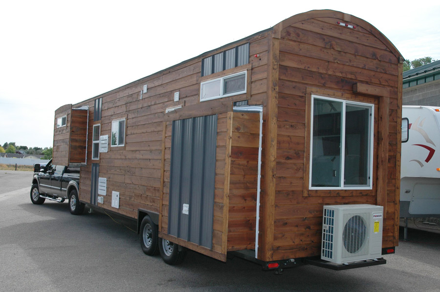 Gooseneck Tiny House Tiny House Swoon