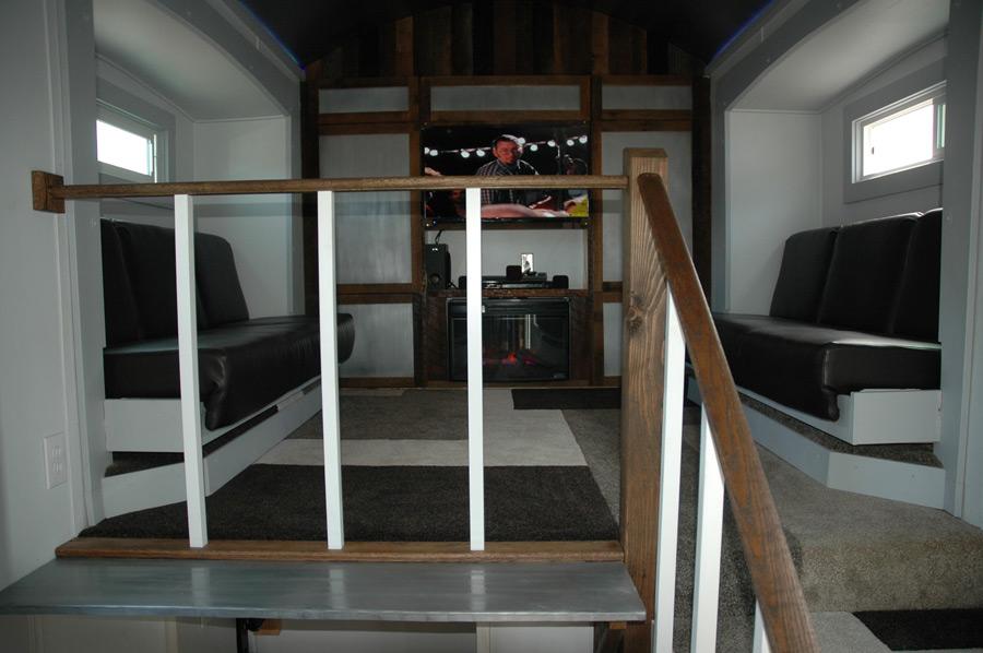 gooseneck trailer tiny house Quotes
