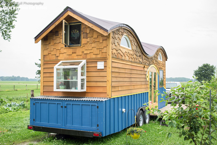 Pequod Tiny House Tiny House Swoon