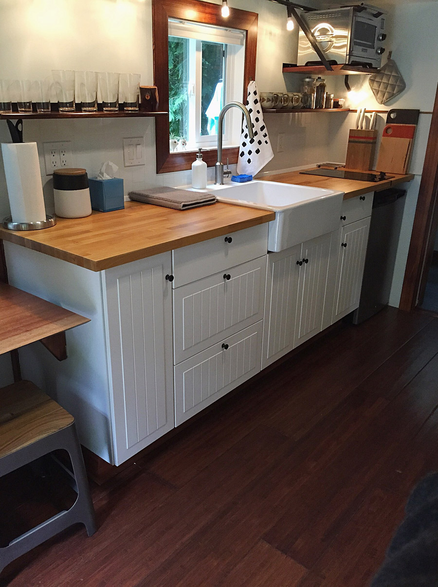 tiny house kitchen design guemes island tiny house tiny house swoon 6253