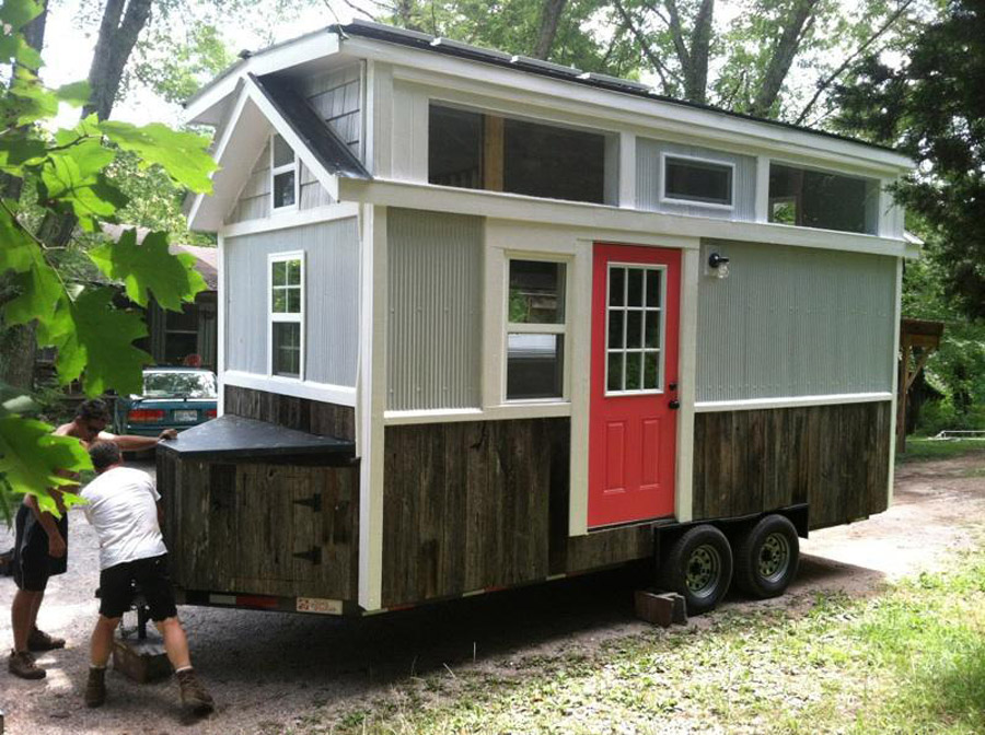 Little Joppa Tiny House Swoon