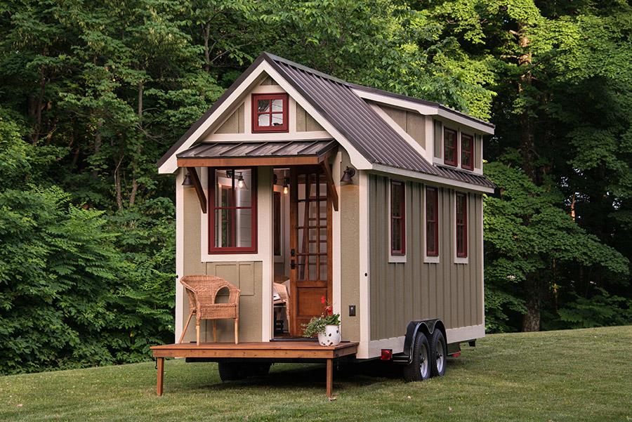 Timbercraft Tiny House Swoon