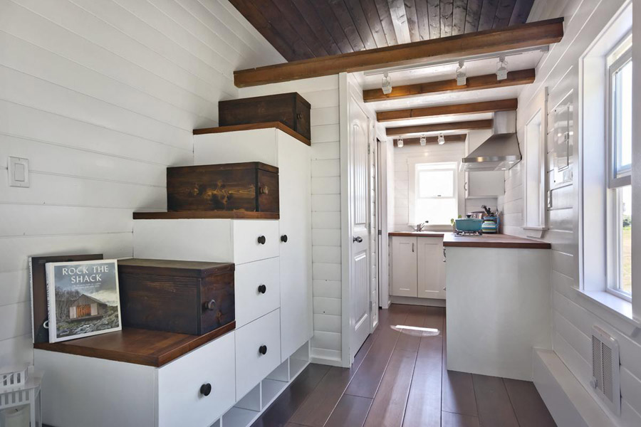 Amalfi Tiny House Living Tiny House Swoon