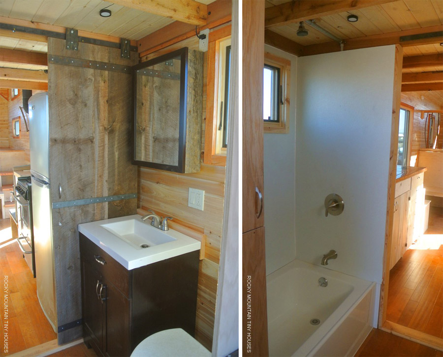 The Rio Grande Tiny House Swoon