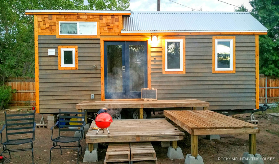 Rocky Mountain Tiny Houses Tiny House Swoon