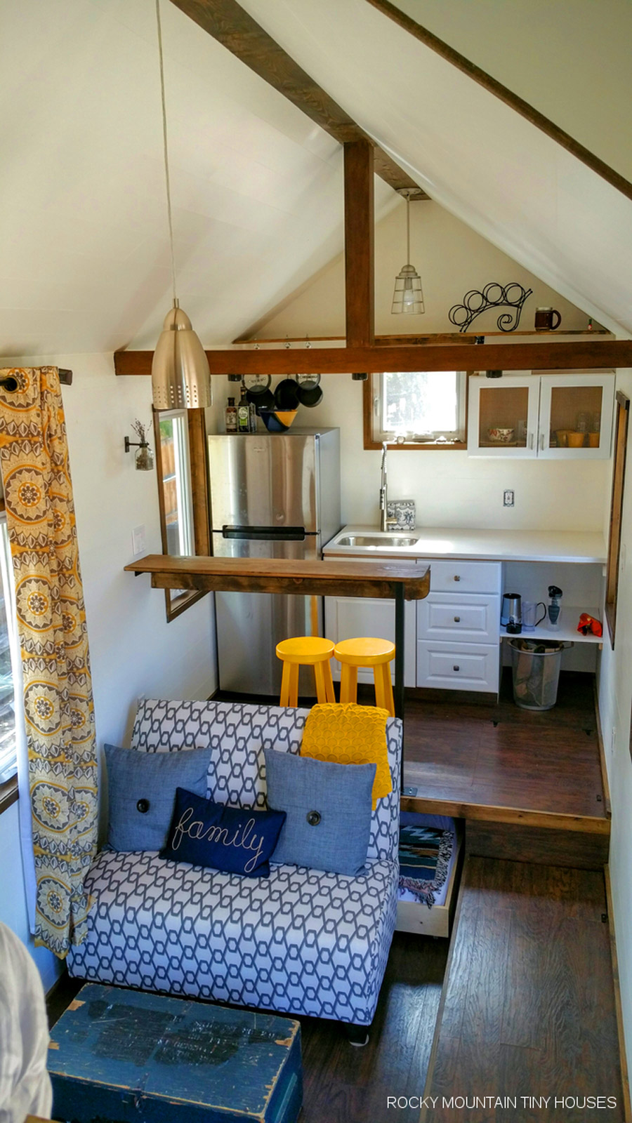 Tiny Home Designs: Albuquerque House