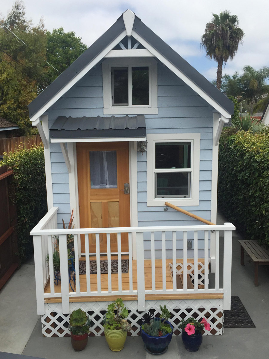 Craftsman Tiny House Swoon