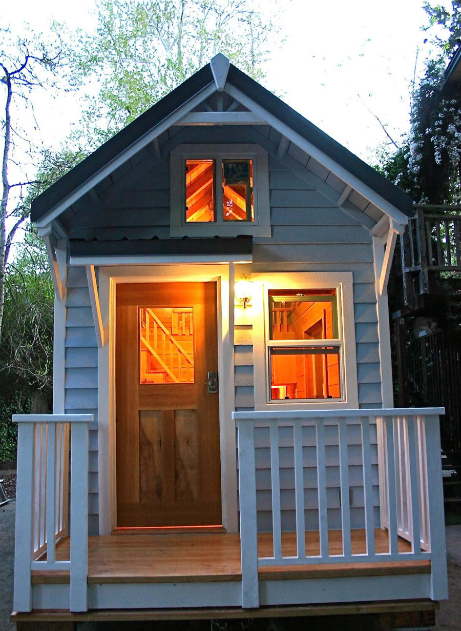 Craftsman Tiny House Tiny House Swoon