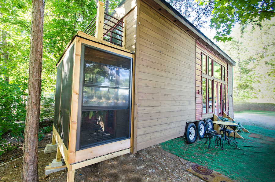 tiny house charlotte nc. Ms-gypsy-sould-16. A Tiny House On Wheels In Charlotte, North Carolina. Charlotte Nc \