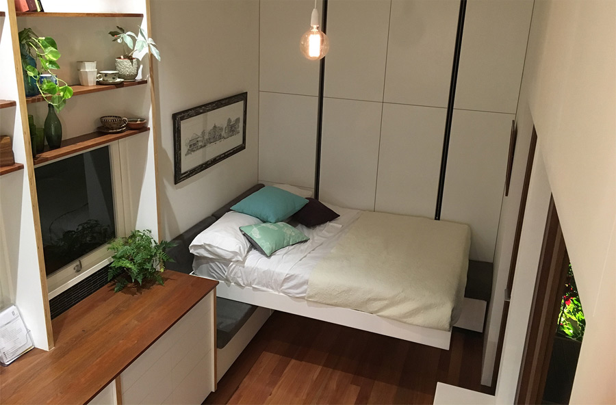 Brisbane Tiny House on tiny houses and cottages