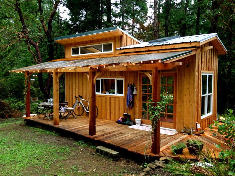 Nomad Pad Tiny House Swoon