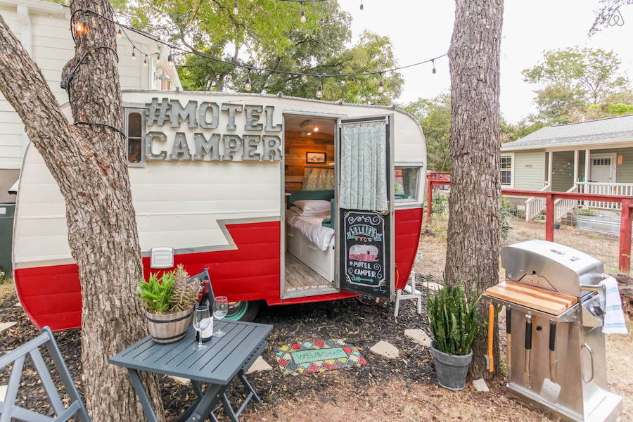 Motel Camper Tiny House Swoon