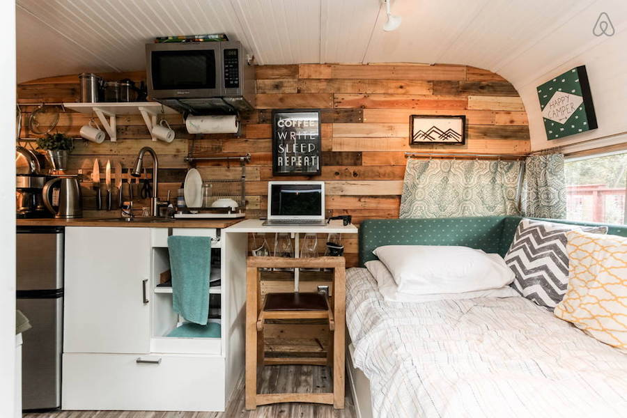 Motel Camper – Tiny House Swoon