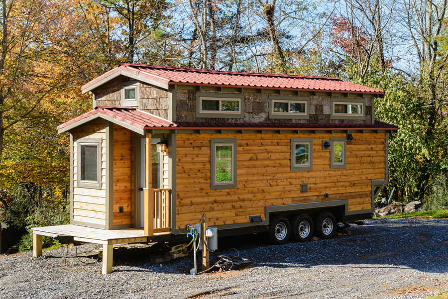 Enjoyable Wishbone Tiny Homes Tiny House Swoon Largest Home Design Picture Inspirations Pitcheantrous