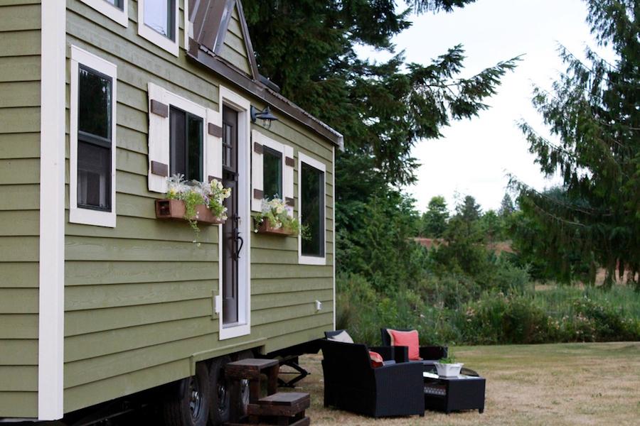 Victorian Tiny House Tiny House Swoon