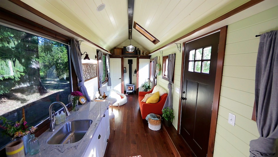 Victorian Tiny House Tiny House Swoon