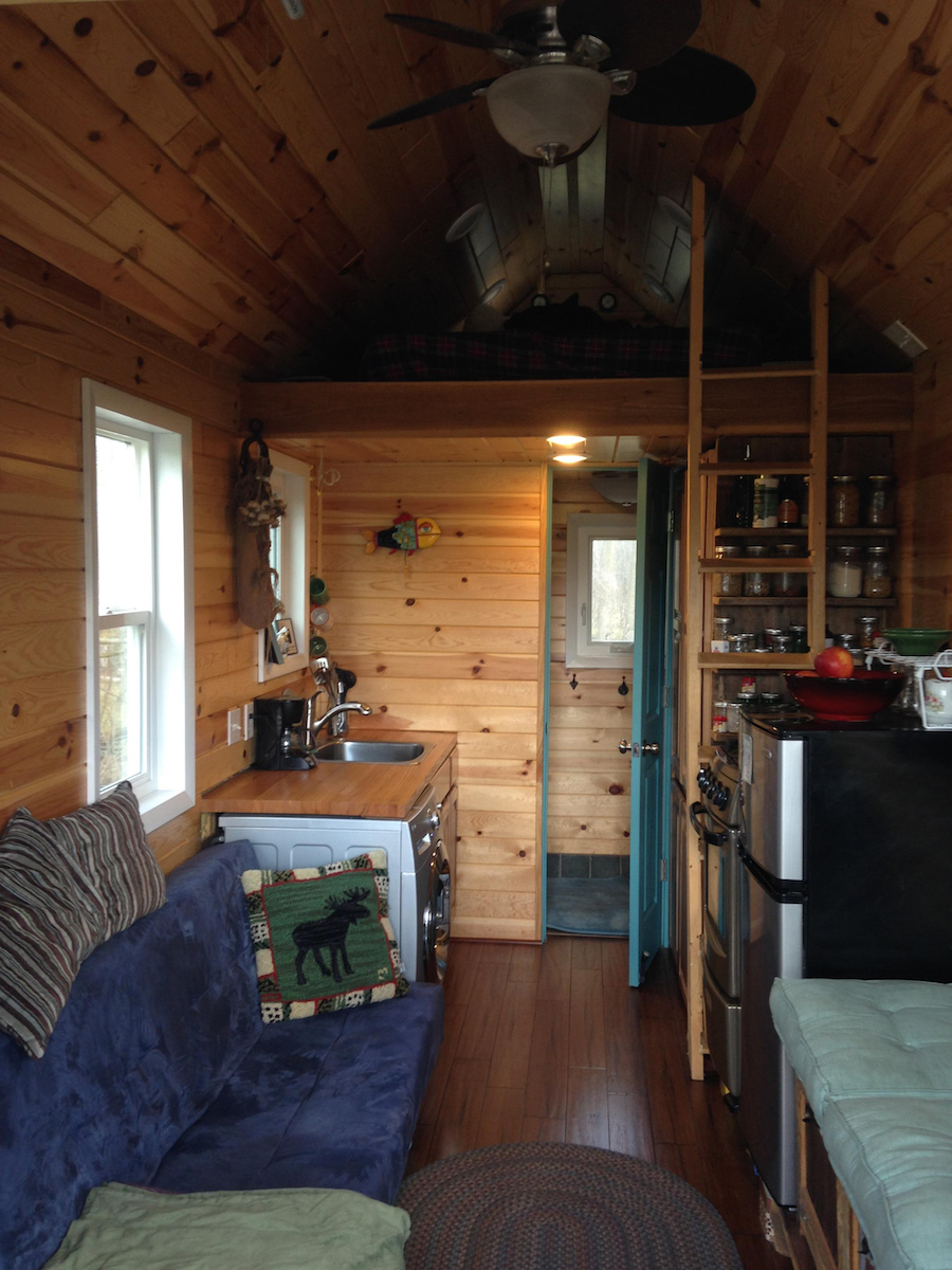 Lake Whitemore Tiny House Tiny House Swoon