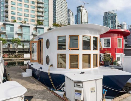Coal Harbour Floating Home
