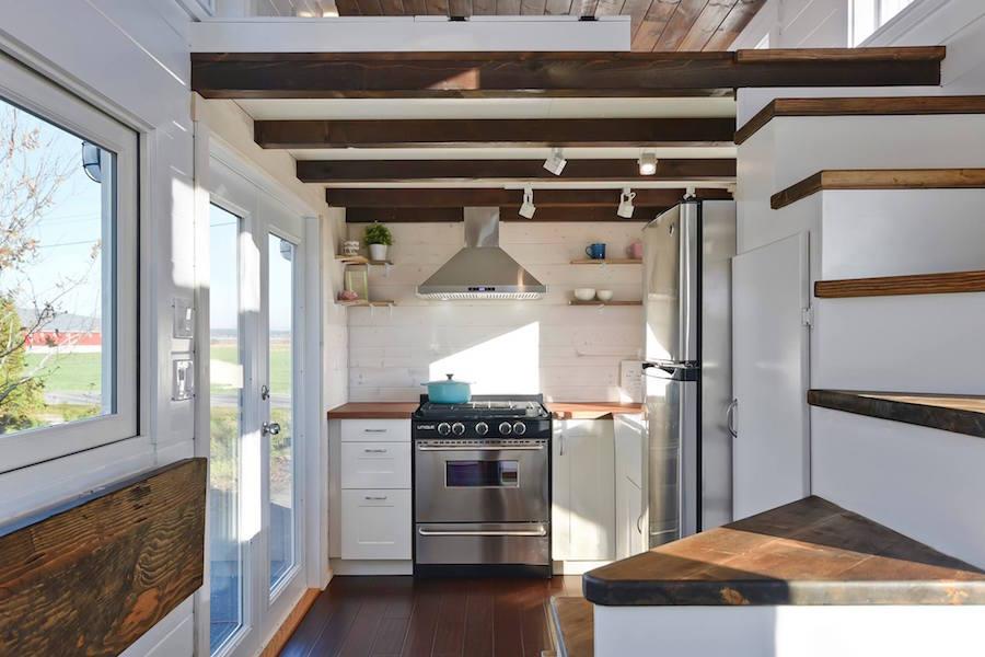 Custom Tiny Living Home