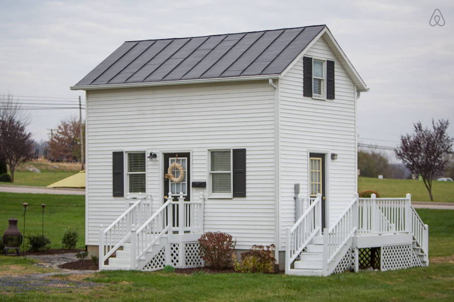 Harrisonburg Tiny House Tiny House Swoon