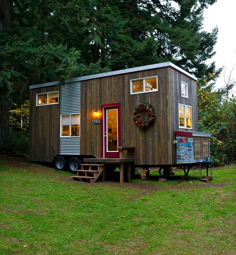 my empty nest tiny house swoon ForMy Home Builders