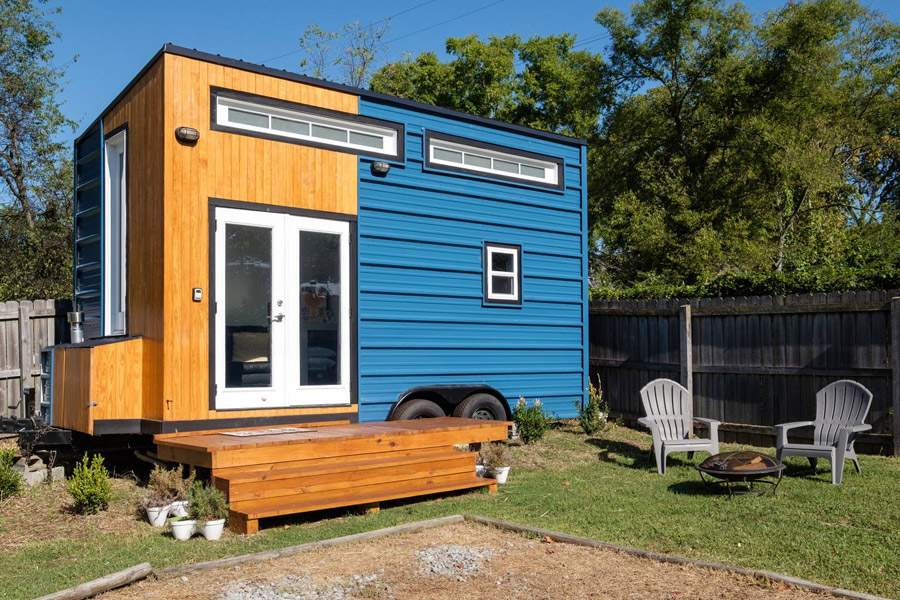 Phenomenal Tiny House For Flood Victims Tiny House Swoon Largest Home Design Picture Inspirations Pitcheantrous