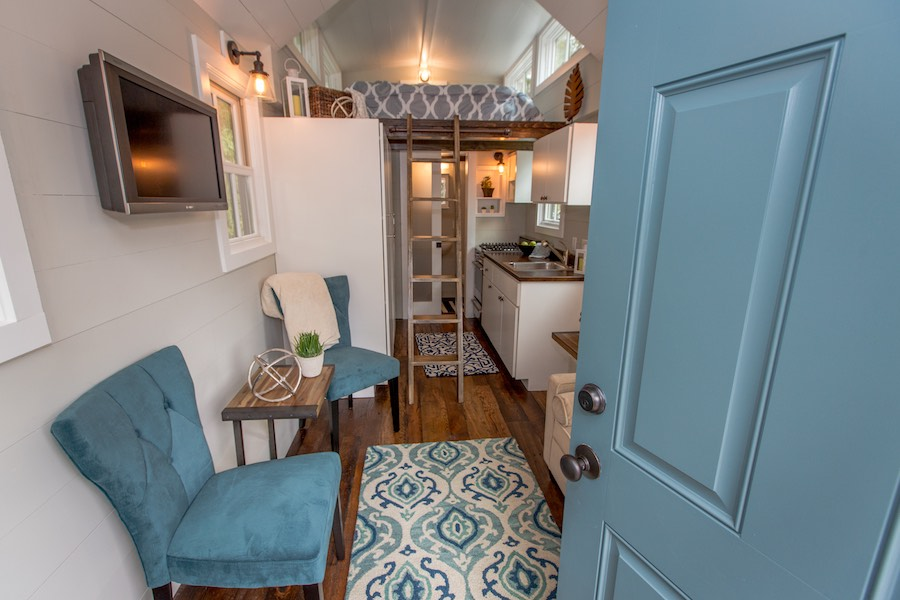 Tiny House For Flood Victims Tiny House Swoon