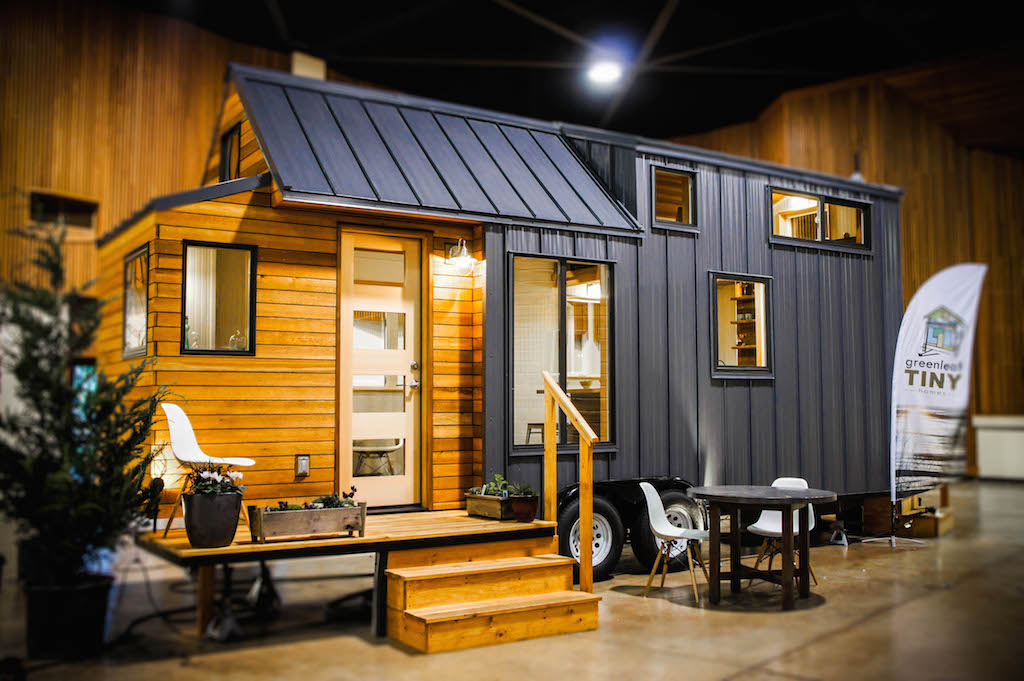 Kootenay Tiny Home Tiny House Swoon