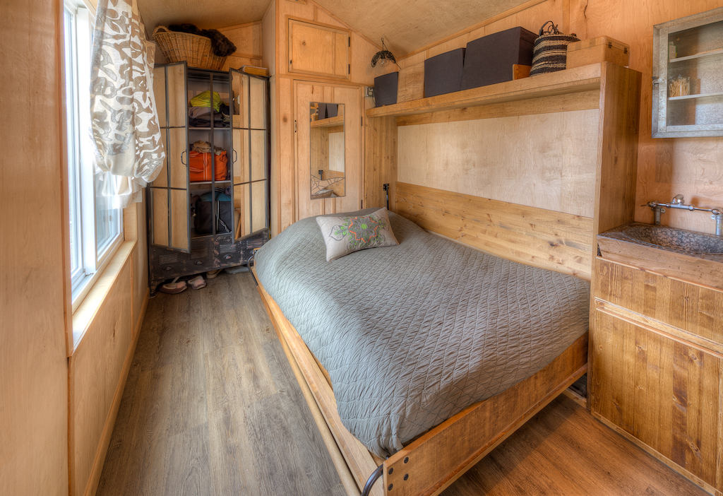 Lewis And Clark S Tiny House Tiny House Swoon