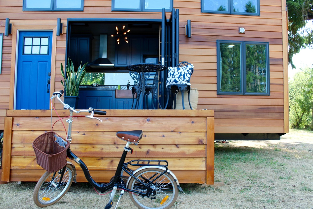 Luxurious Tiny House Swoon
