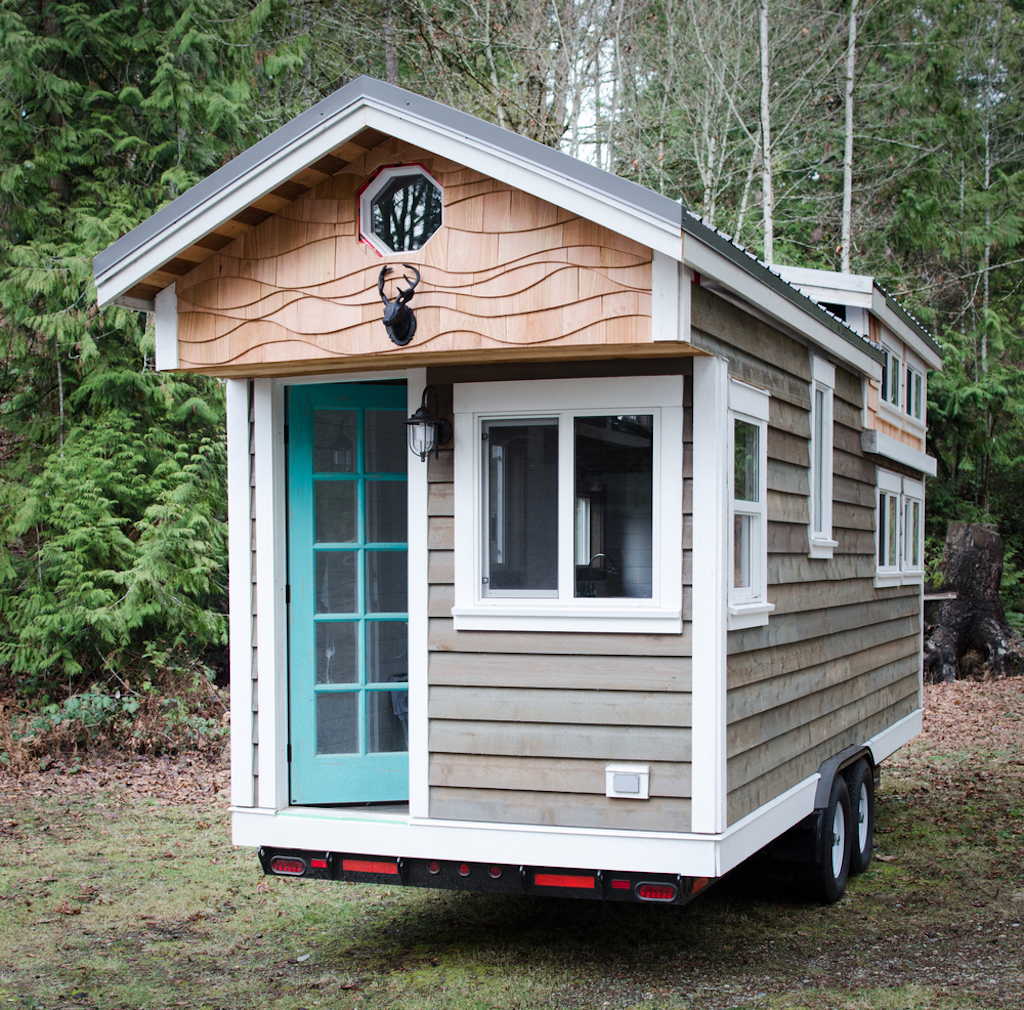 Rewild homes tiny house tiny house swoon for Building on to my house