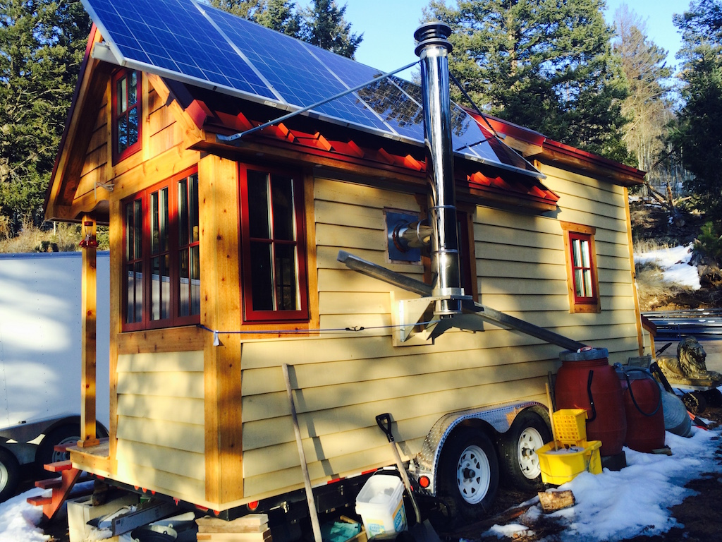 3 Tumbleweed Tiny House Modified Lusby Small Shoe