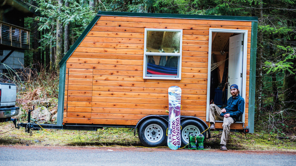 Andy S Tiny House Tiny House Swoon