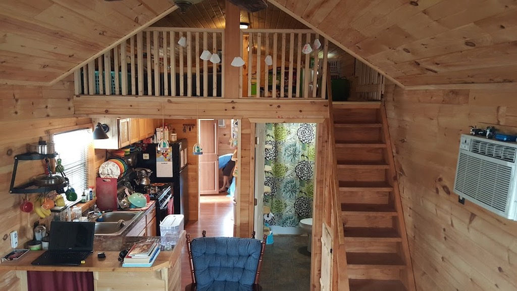 Custom Austin Tiny House Tiny House Swoon