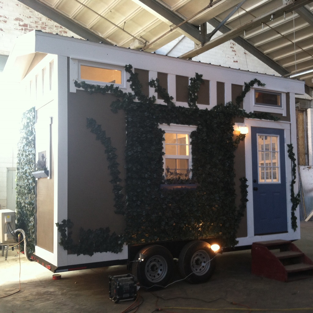 California Dreaming Tiny House Swoon