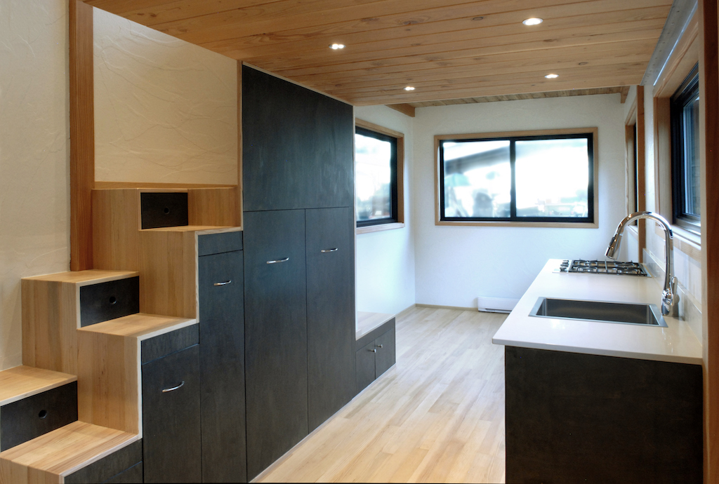 Pleasant Structural Spaces Micro Home Tiny House Swoon Largest Home Design Picture Inspirations Pitcheantrous