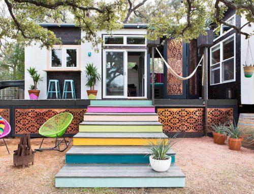 Compact Austin Home