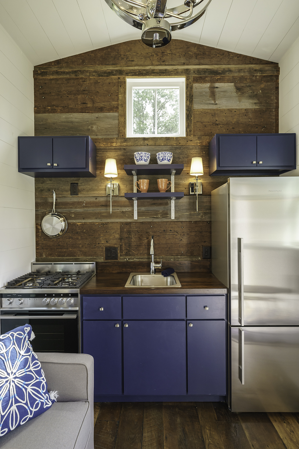 Indigo Tiny House Swoon