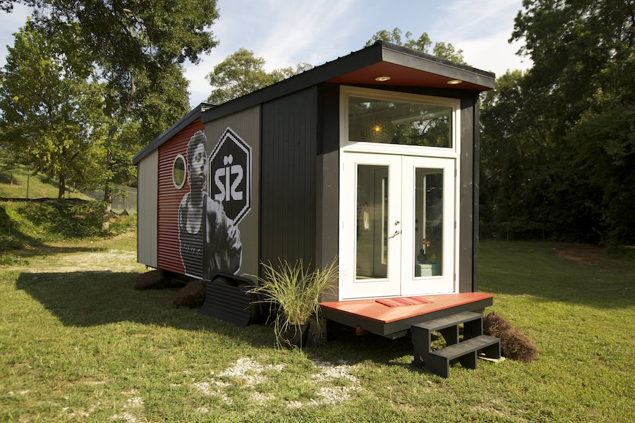 Serena Tiny House on tiny houses and cottages