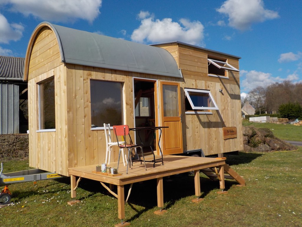 Tiny House France Tiny House Swoon