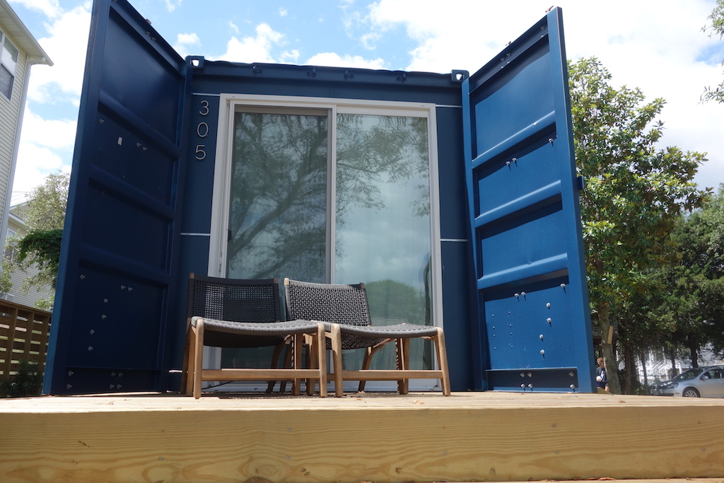 Island Container Homes Tiny House Swoon