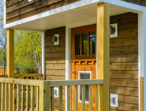 The lookout by tiny house chattanooga tiny house swoon for The lookout tiny house