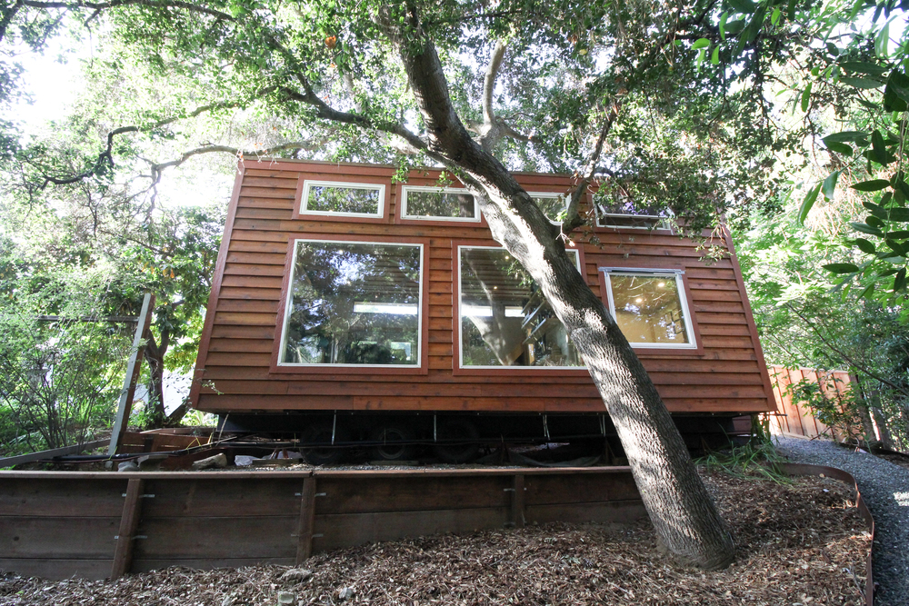 Urban Cabin Tiny Portable Cedar Homes 1