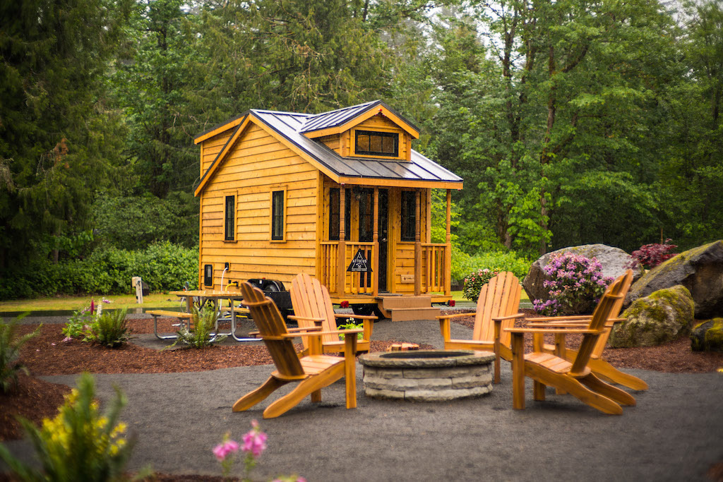 Atticus tiny house swoon Small houses oregon