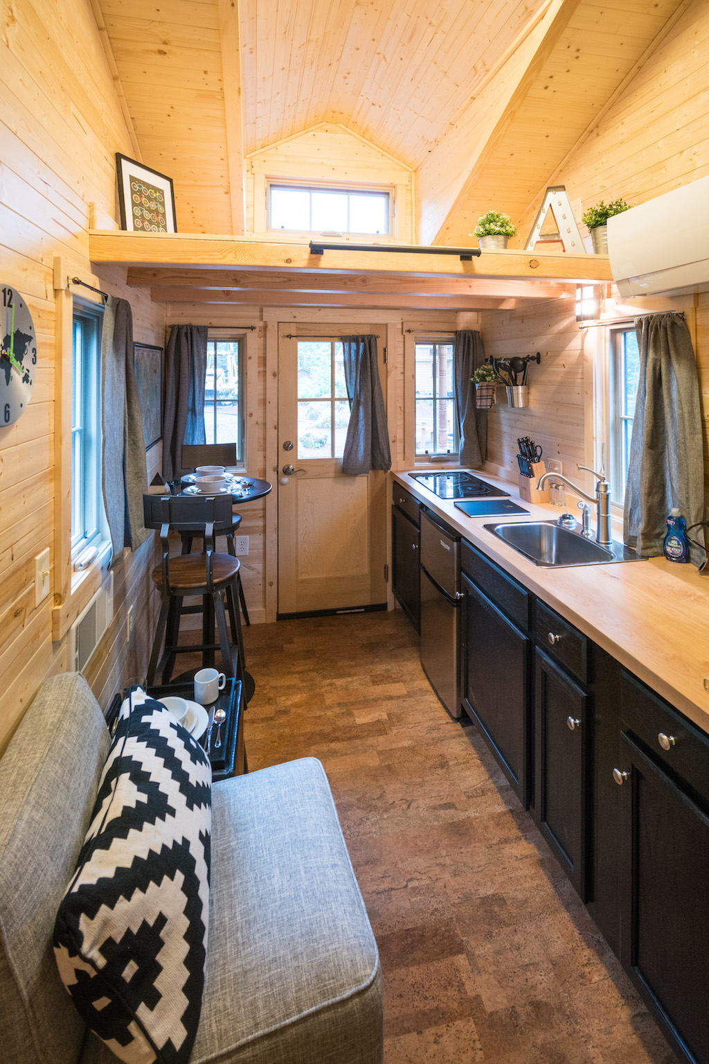 Stupendous Atticus Tiny House Swoon Largest Home Design Picture Inspirations Pitcheantrous